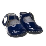 LBL for Girls - Blue Diana Infant Shoes