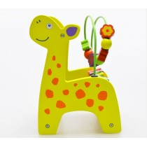 **NEW** Giraffe Wooden Toy