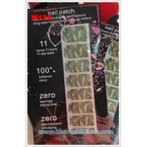 M120 Glamour Nail Foil Sticker