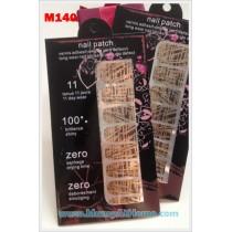 M140 Glamour Nail Foil Sticker
