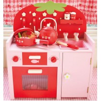 MG Junior Red Kitchen