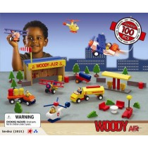 Woody Air Toy Set