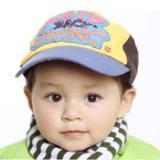 Laid Back Swing Text Kids Hats KC 005