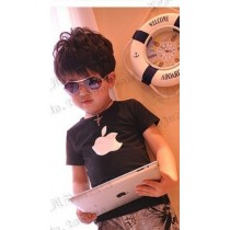 Apple Design T-Shirt MTEE 021 Black