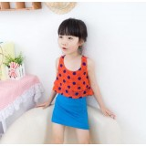 Polka Dot Dress ZGD 048