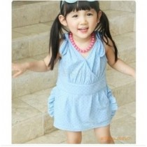 Blue Summer Dress ZGD 050