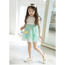 Lacey Rose Blue Dress ZGD 061