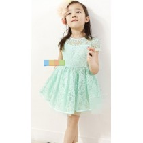 Lacey Green Dress ZGD 062