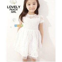 Lacey White Dress ZGD 063