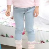 Slim Cut Girls Jeans ZGP 403 L Blue