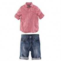 Zara Boy Top n Bottom Set ZMS 004