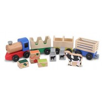 **NEW** Melissa & Doug Farm Train