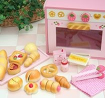 MG Bakery Oven Playset