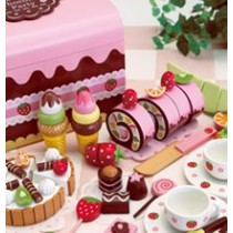 MG Strawberry Chocolate Party