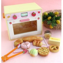 **NEW** MG Yellow Bakery Oven Playset