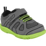 ~NEW~ Pediped Grip 'n' Go - Jupiter Charcoal Lime Athletic Shoe