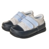 LBL for Boys - Blue Eugene Junior Shoes