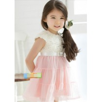 Lacey Rose Pink Dress ZGD 060